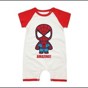 Other - Baby rompers Spider-Man baby clothes